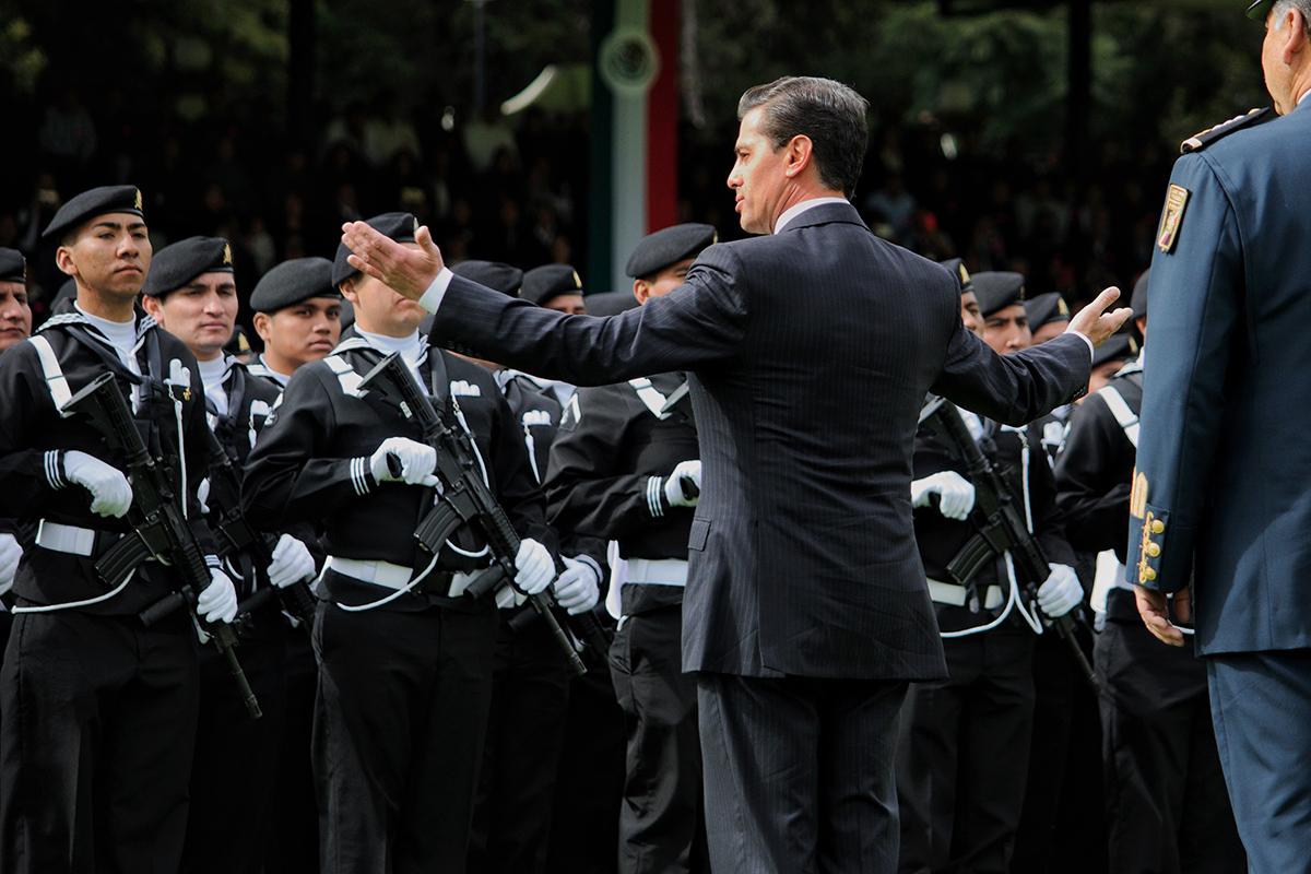 Peña Nieto, AMLO, Presidencia, Presidente