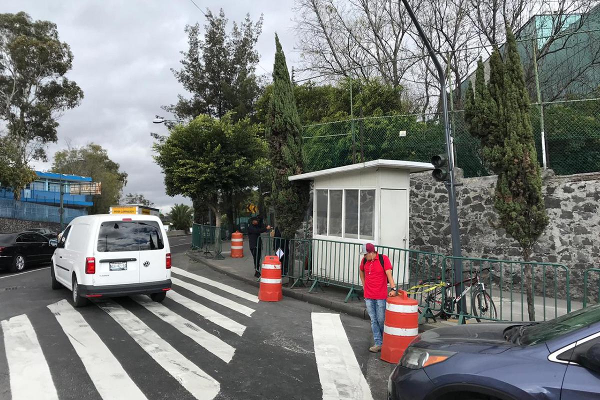 Los Pinos, Residencia, Peña Nieto, AMLO,