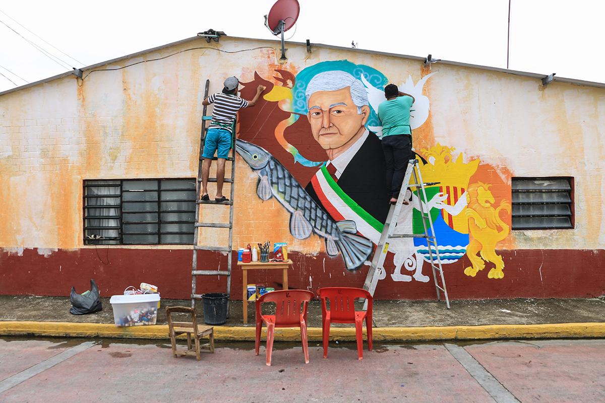 AMLO, López Obrador, transición, Cuarta Transformación,