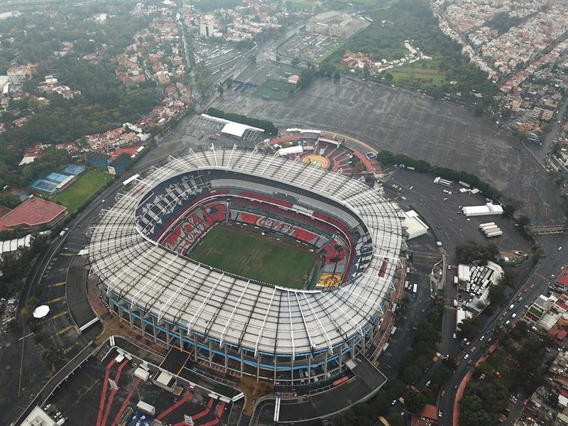 Estadio Azteca, América, Cruz Azul, Liga MX, futbol mexicano