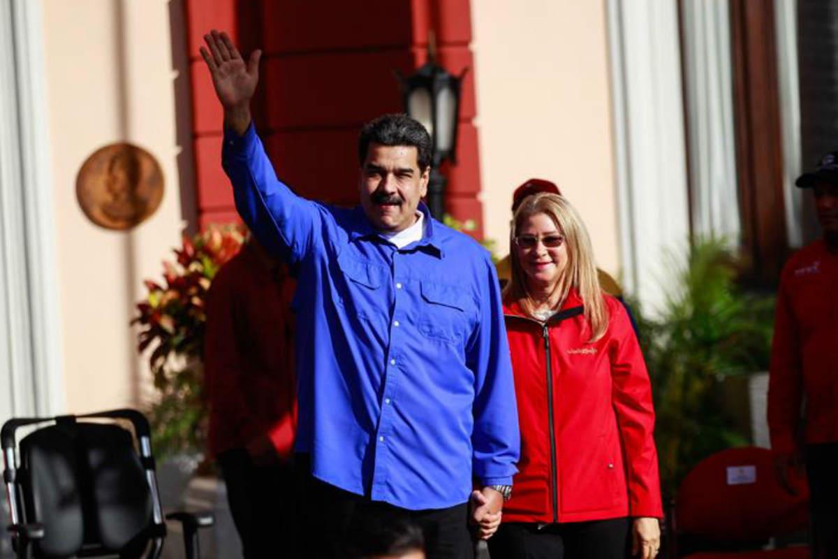 Nicolás Maduro, AMLO, 2018, Ivanka
