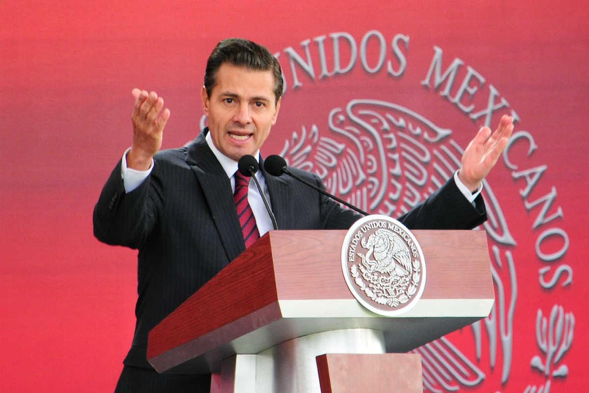 Enrique Peña Nieto, Peña, EPN, Mëxico