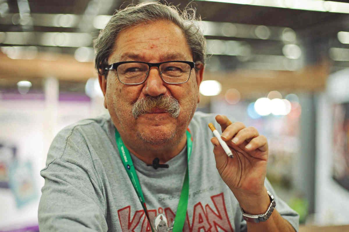 Taibo, doblada, Paco Ignacio, FIL