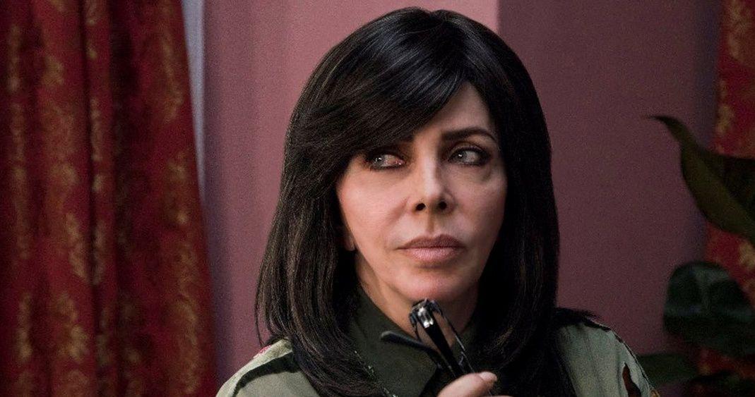 Verónica Castro era la protagonista de la serie