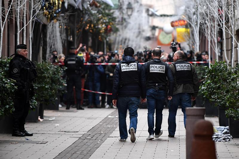 Estrasburgo, Francia, atentado