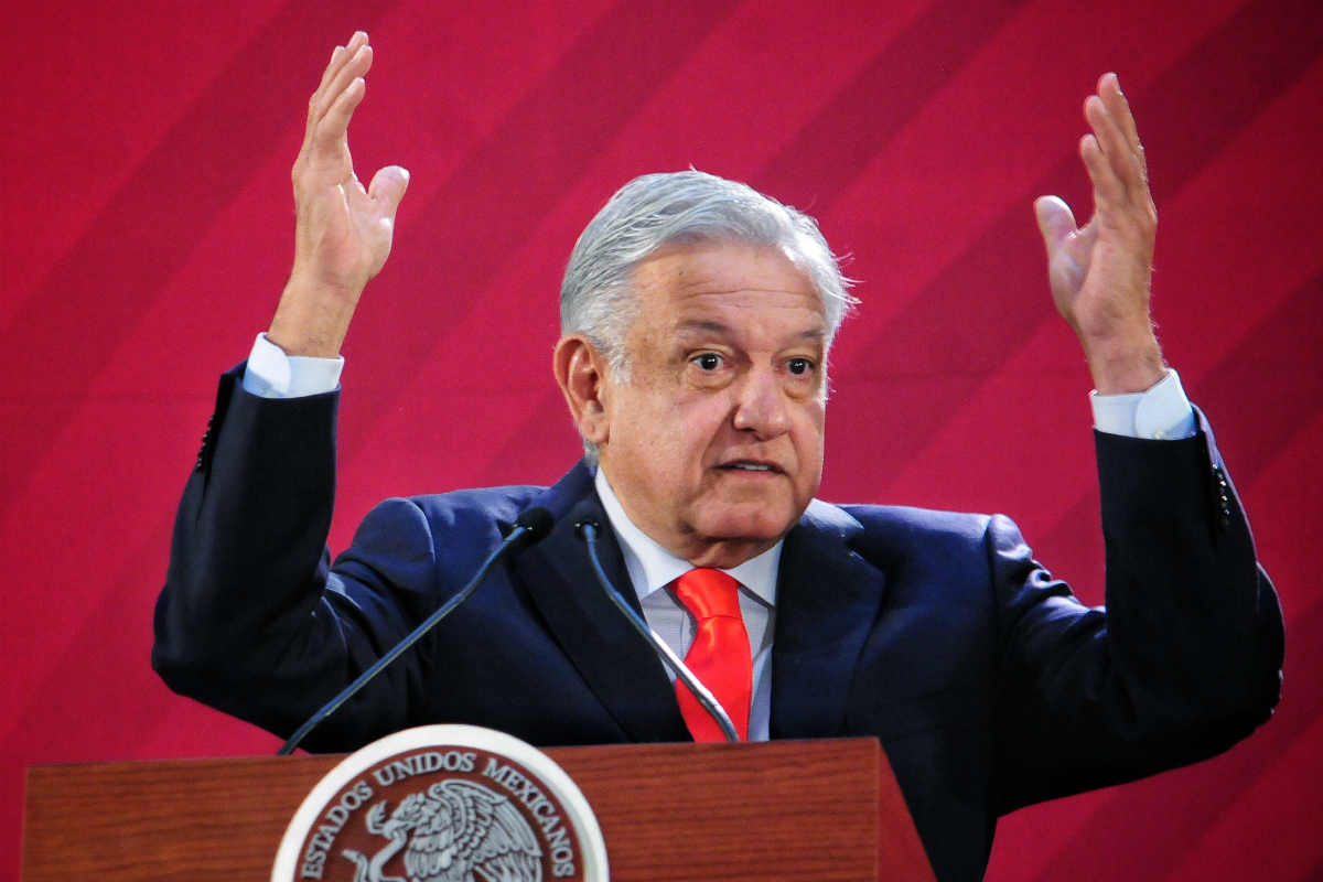 Andrés Manuel López Obrador (Notimex)
