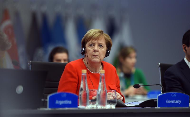 Angela Merkel, Alemania, G20,