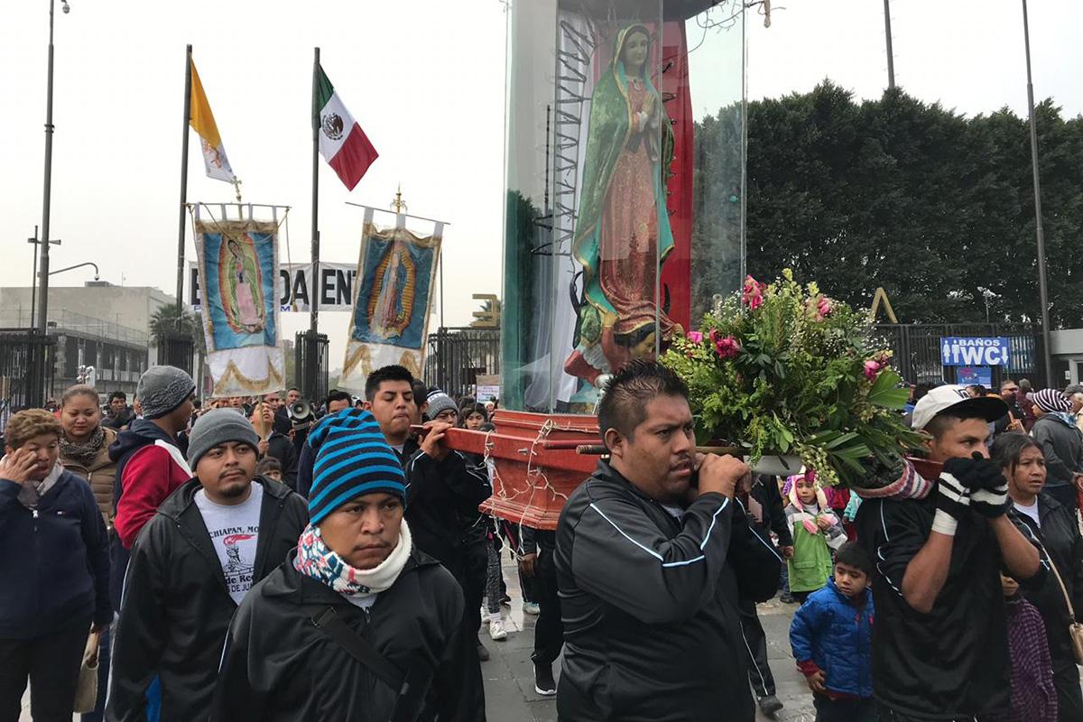 Basílica de Guadalupe, La Villa, Alcaldía de Gustavo A. Madero, Peregrinos, Católicos,