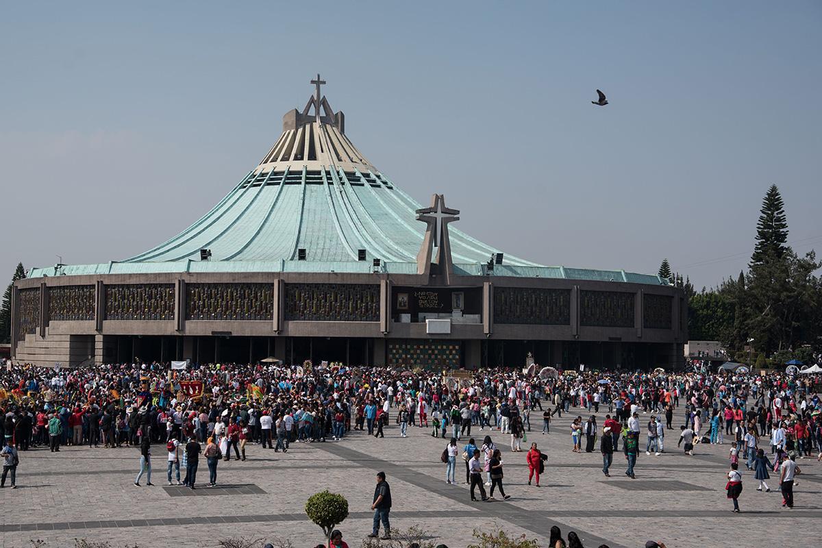 Basílica, peregrinos, La Villa, PROFECO, Operativos, Fe, 12 de Diciembre