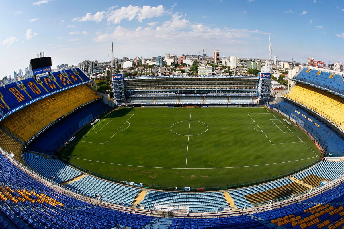 Boca Juniors, Argentina, La Bombonera, Futbol internacional