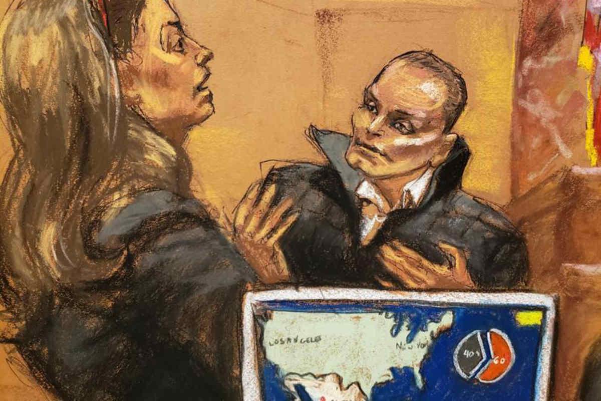 Chupeta comparece contra El Chapo (EFE)