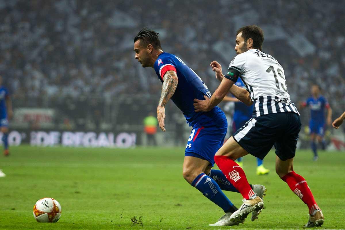 Cruz Azul, Monterrey, semifinales