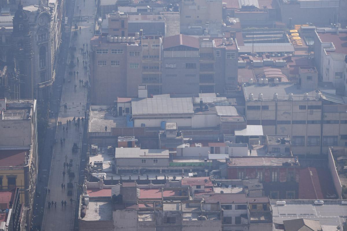 Contingencia ambiental, contaminación, Valle de México,