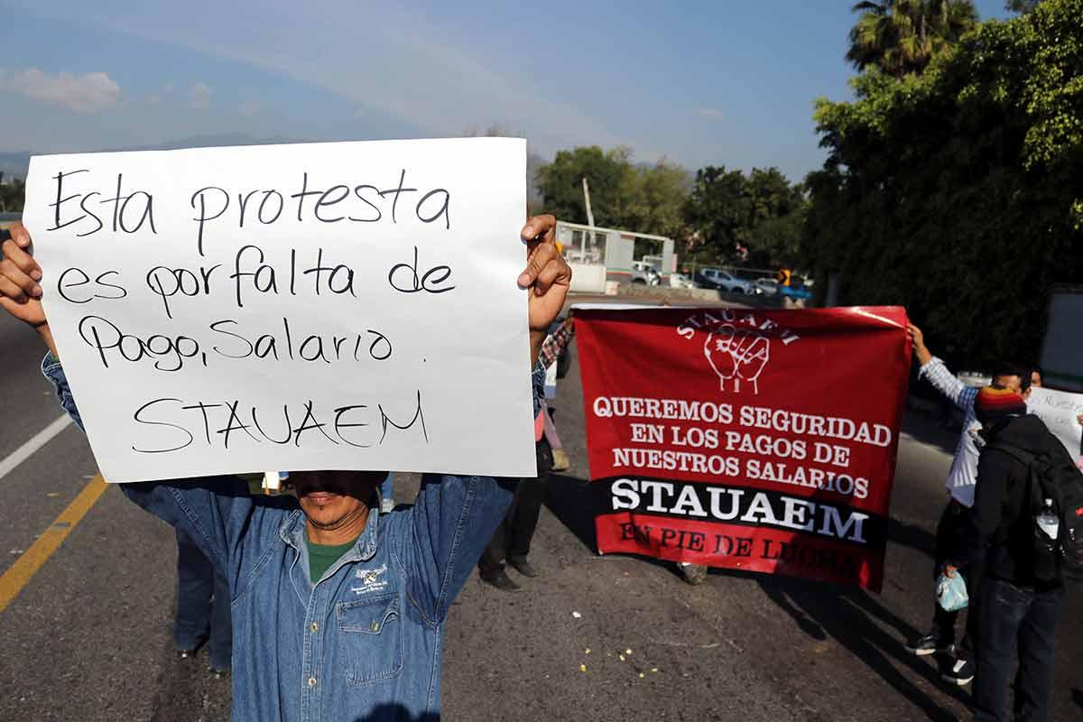 México-Cuernavaca, Cuernavaca, UAEM