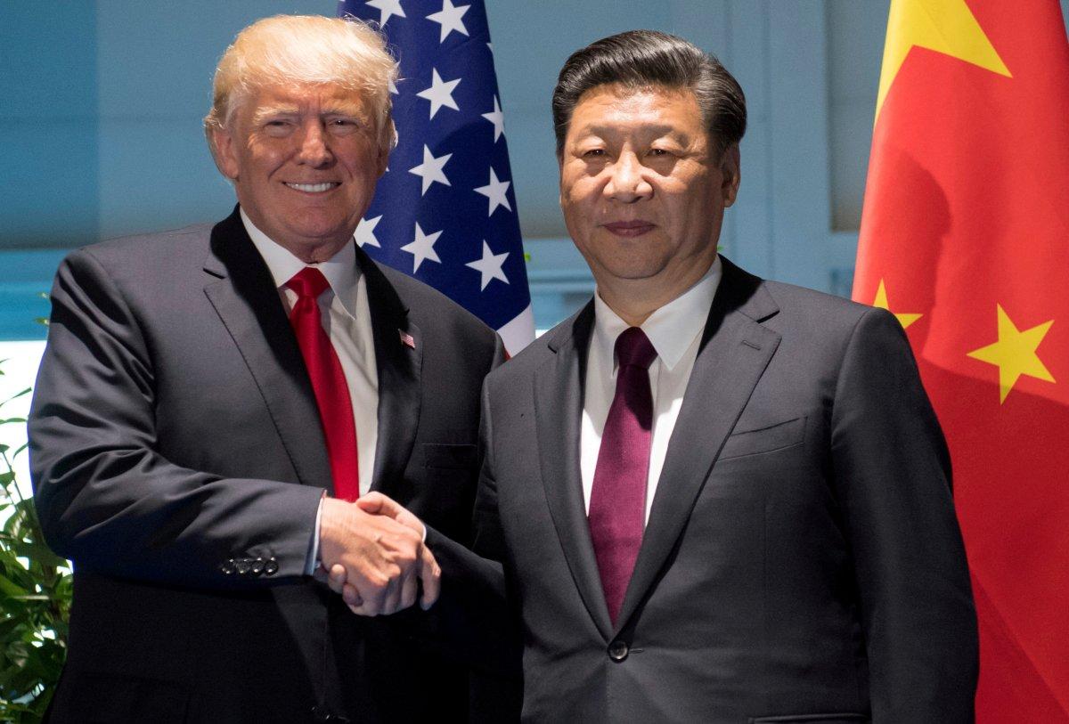Donald Trump, Xi Jinping, Estados Unidos, China