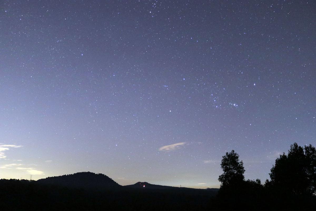 Estrellas, universo, galaxia,