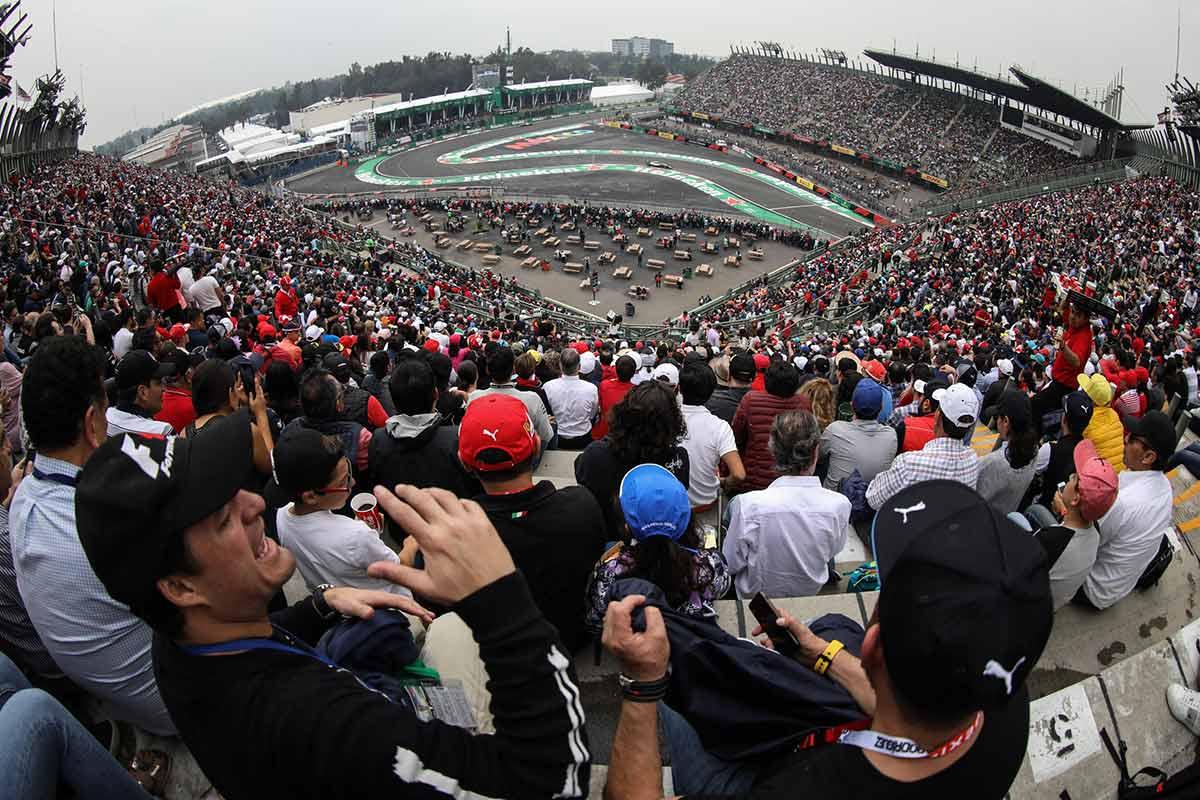 GP de México, Fórmula 1, automovilismo,