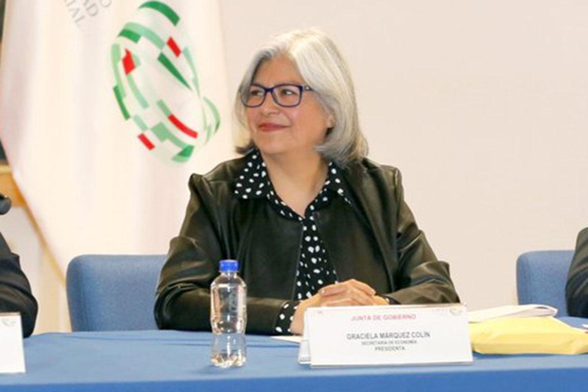 Economía, Acuerdo comercial, México, Canadá, T-MEC, Graciela Márquez Colín, Chrystia Freeland,