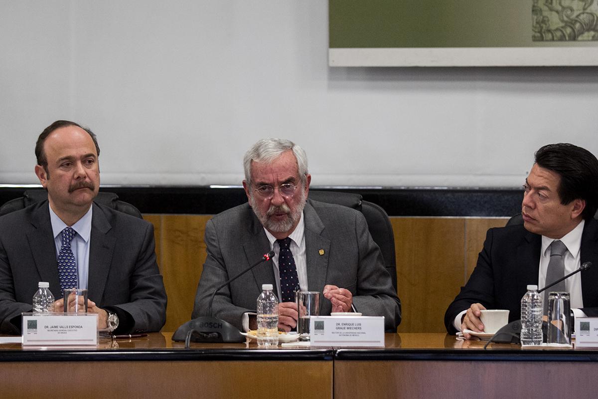 UNAM, IPN, Universidades, salario, presupuesto,