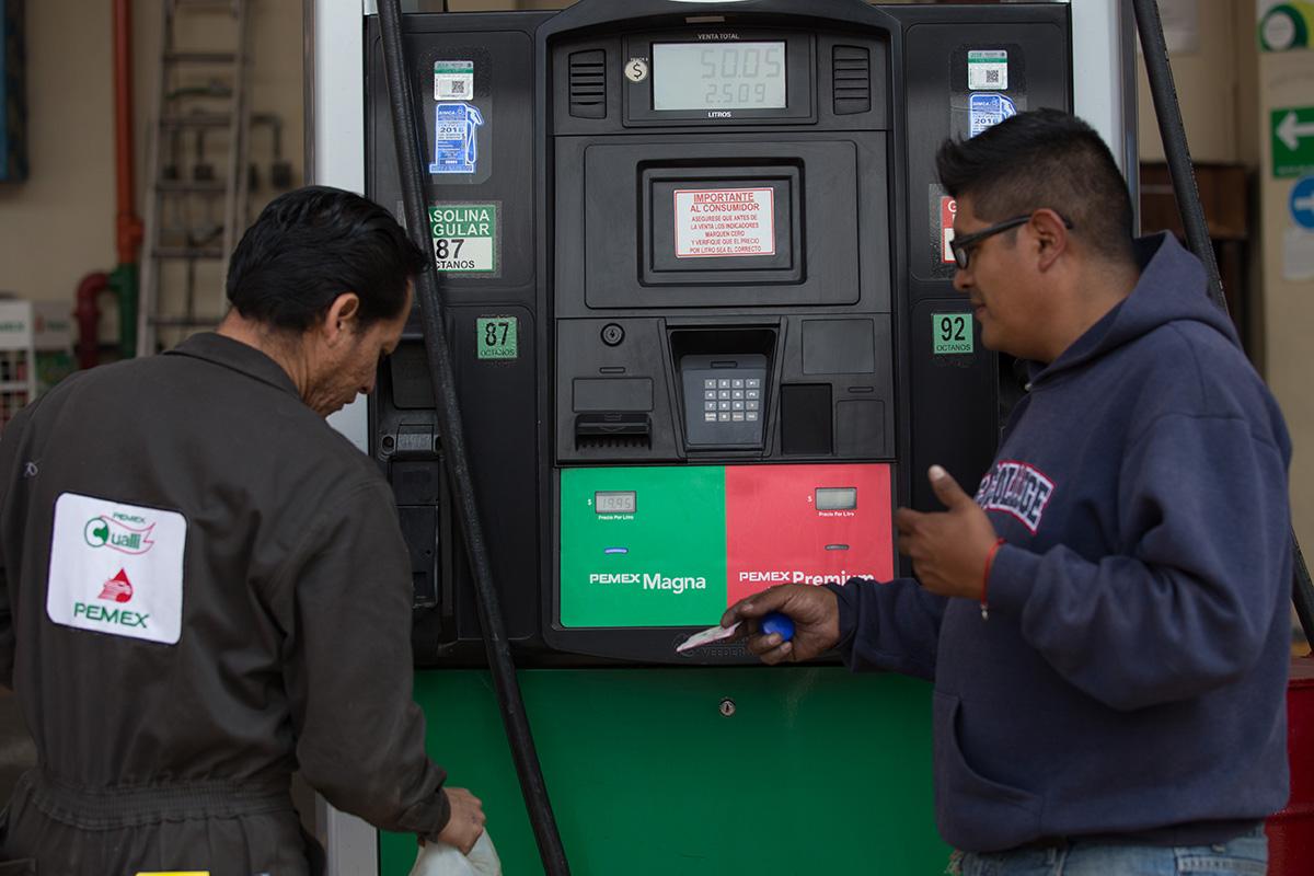 Gasolina, Diésel, Secretaría de Economía, gasolinazo,