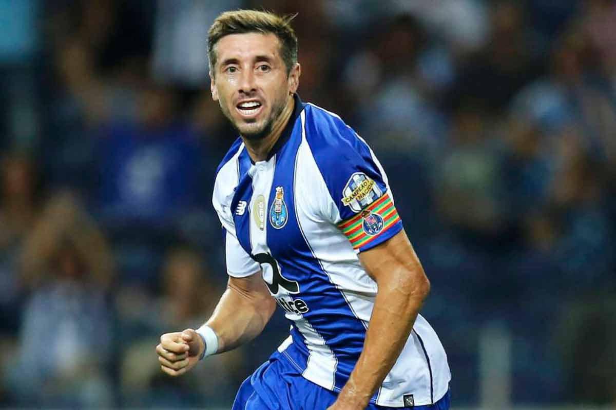 Héctor Herrera, Porto