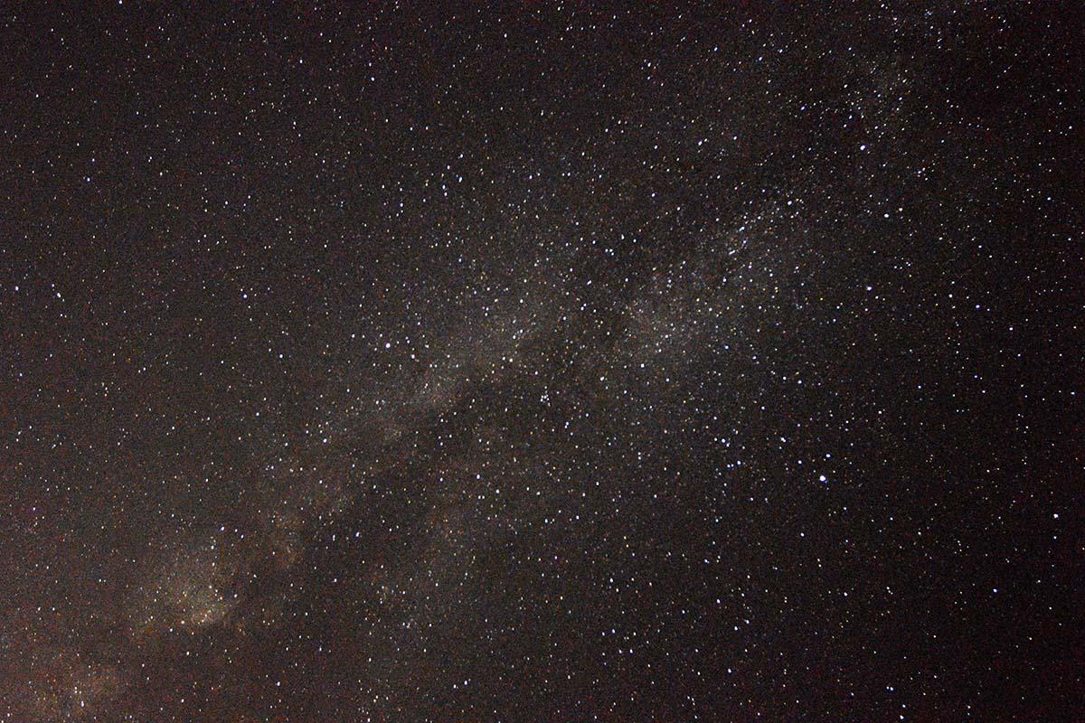 Lluvia de estrellas, Gemínidas, Cielo,