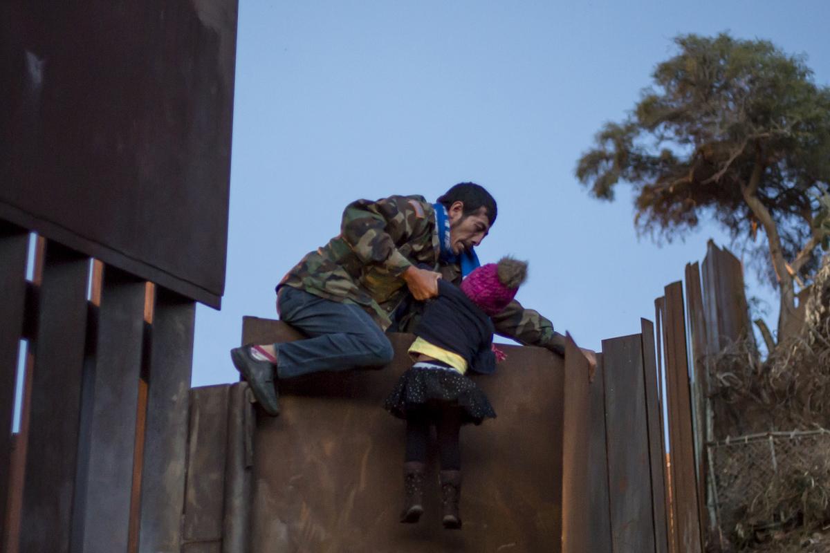 Migrantes, Caravana Migrante, Segob, Navidad,