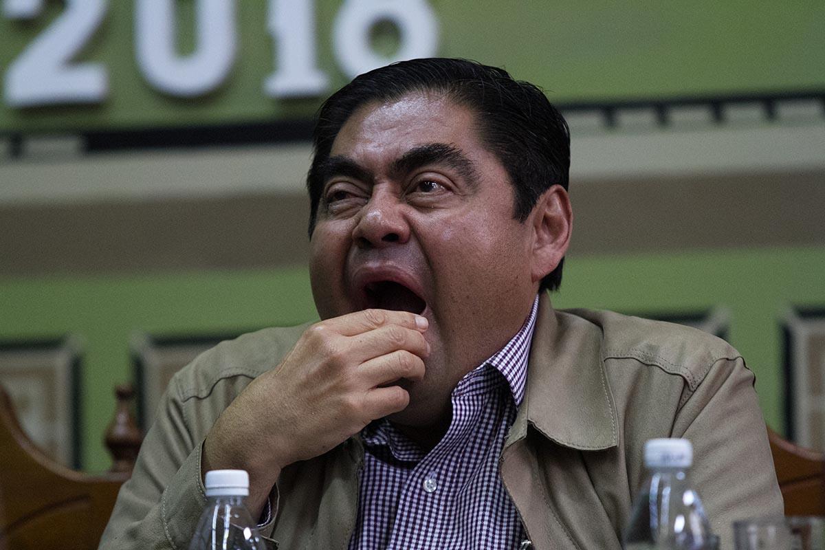 CIDH, Miguel Barbosa, Coalición Juntos Haremos Historia al gobierno de Puebla, Martha Erika Alonso,