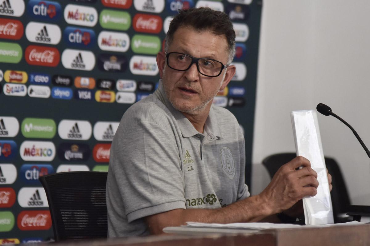 Juan Carlos Osorio, Selección de futbol, Tri, Paraguay,