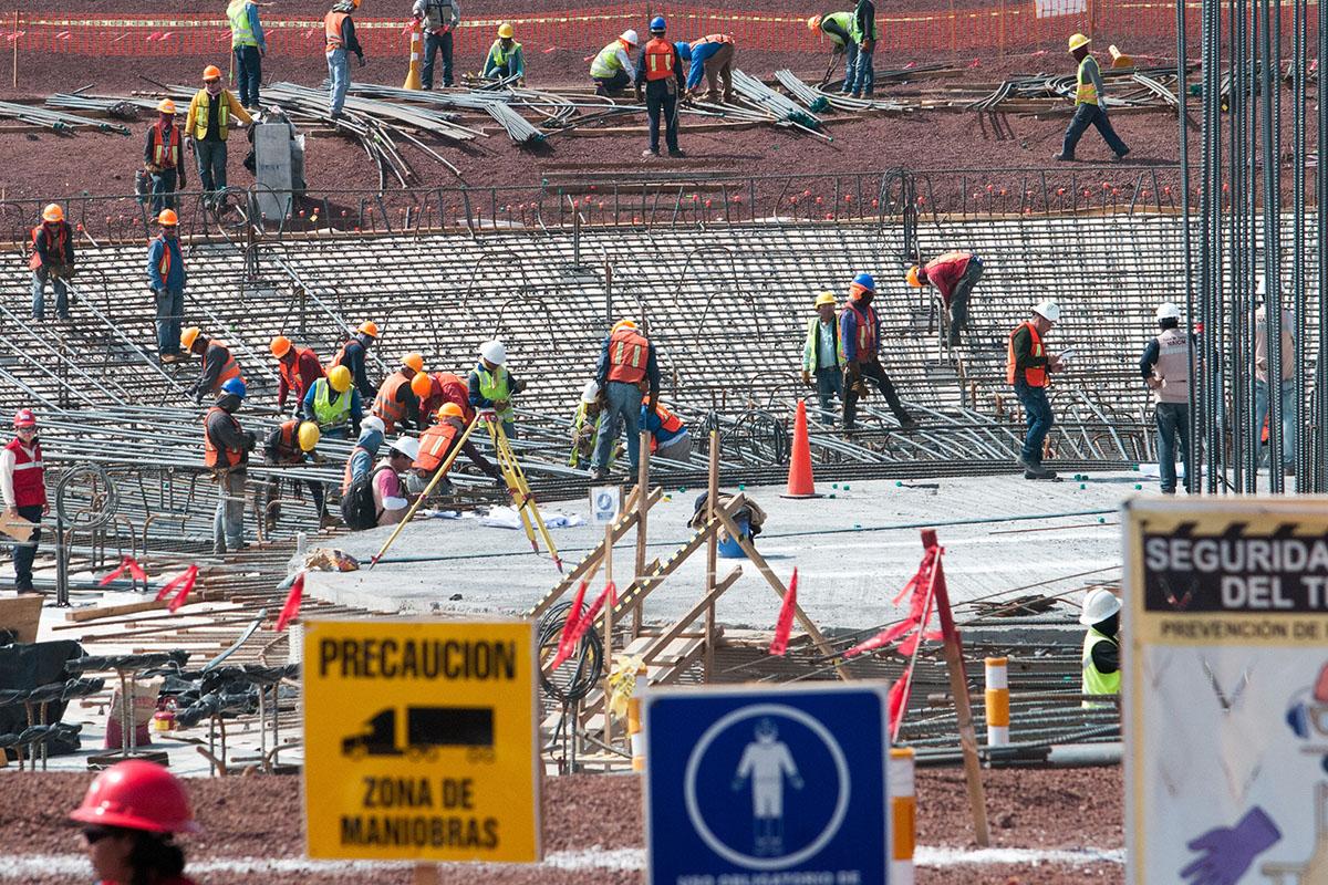 Nuevo Aeropuerto, NAIM, Texcoco, Santa Lucía,