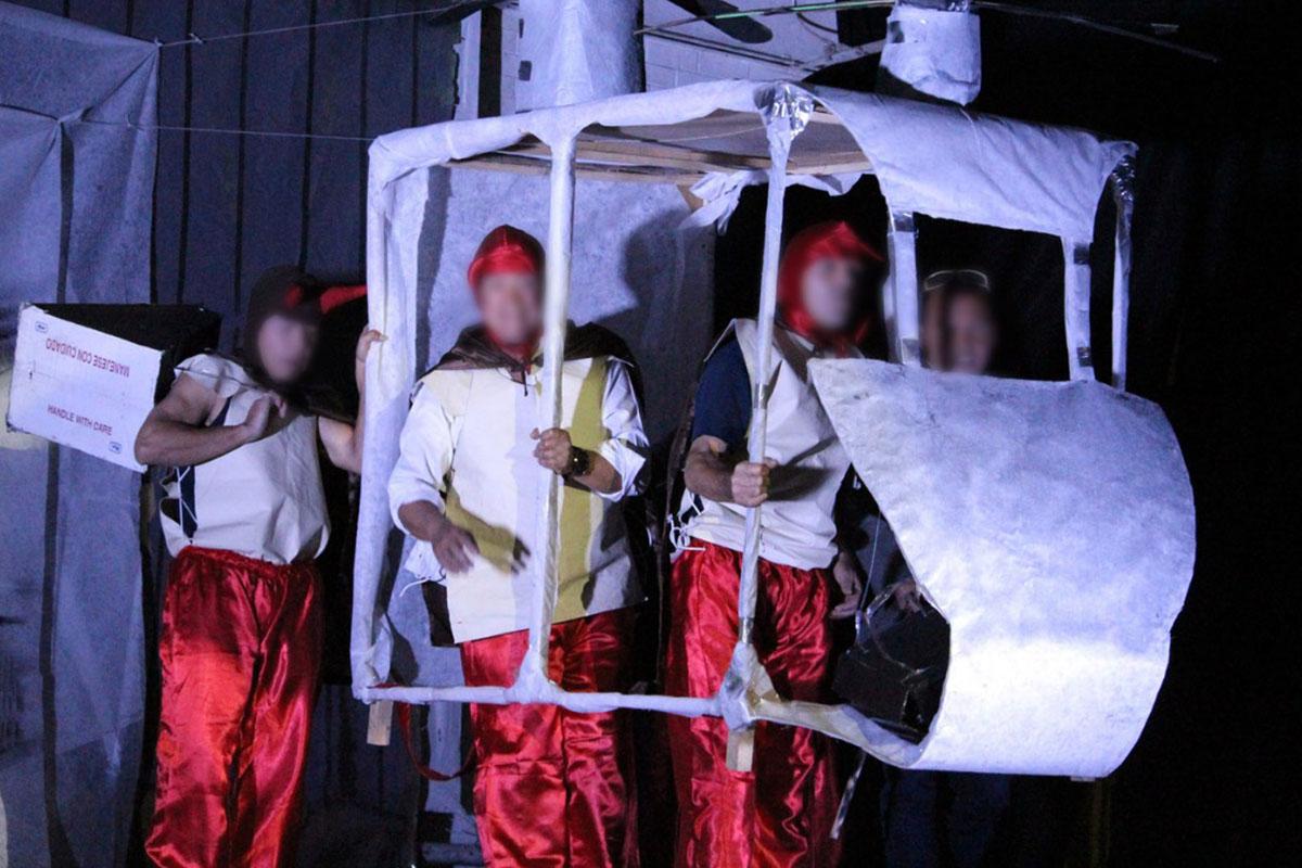 Pastorelas, CDMX, reclusorios, Internos, Reclusorio Oriente, Reclusorio de Santa Martha,