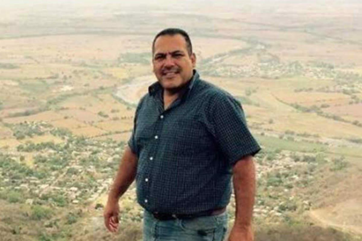 Jesús Alejandro Márquez Jiménez fue asesinado (Especial)