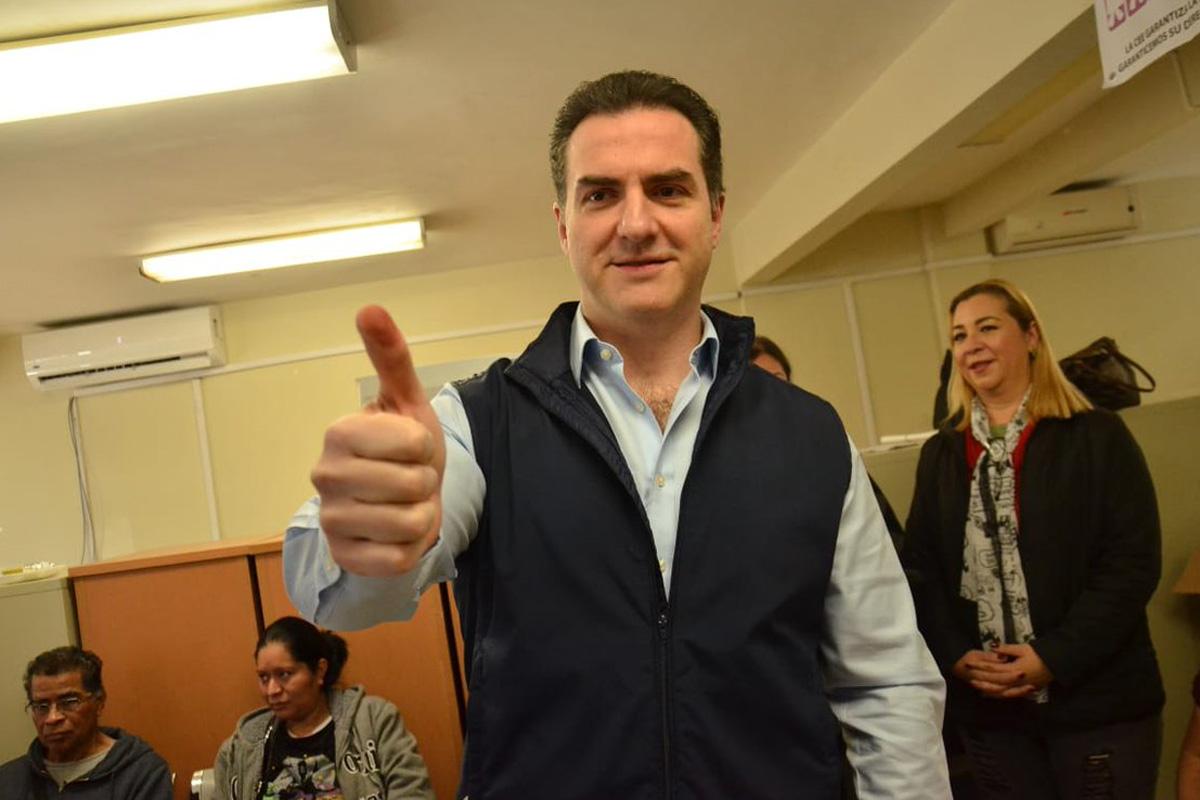 Adrián de la Garza, PRI, Monterrey, Nuevo León, elección extraordinaria,
