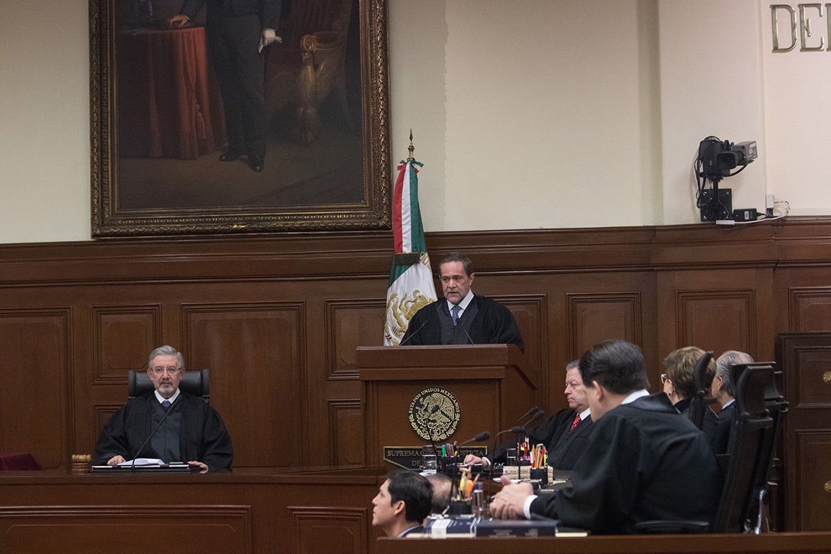 SCJN, Jueces, ministros, ministro Jorge Mario Pardo Rebolledo, salarios, Ley Remuneraciones,