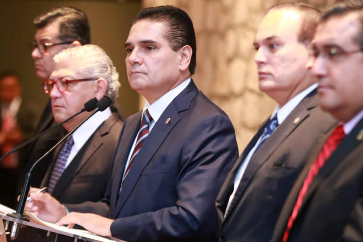 Silvano Aureoles, gobernador de Michoacán (Especial)