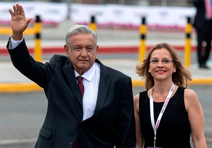 beatriz gutierrez primera dama