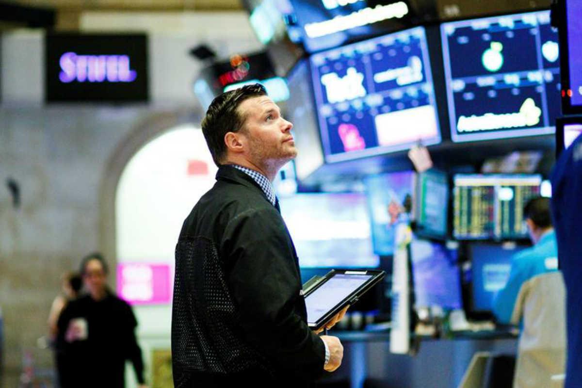 Aspecto de Wall Street en EU (EFE)