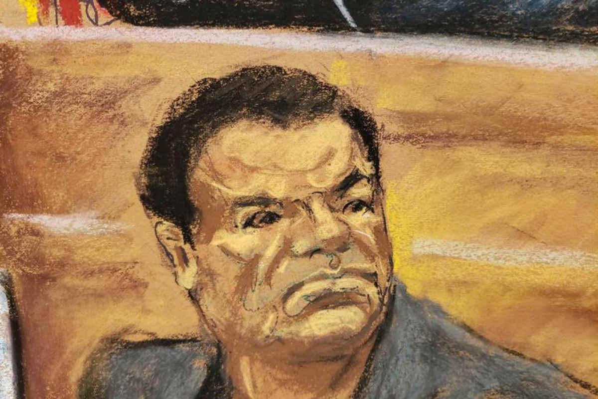 Sigue el juicio al Chapo en Nueva York (EFE)