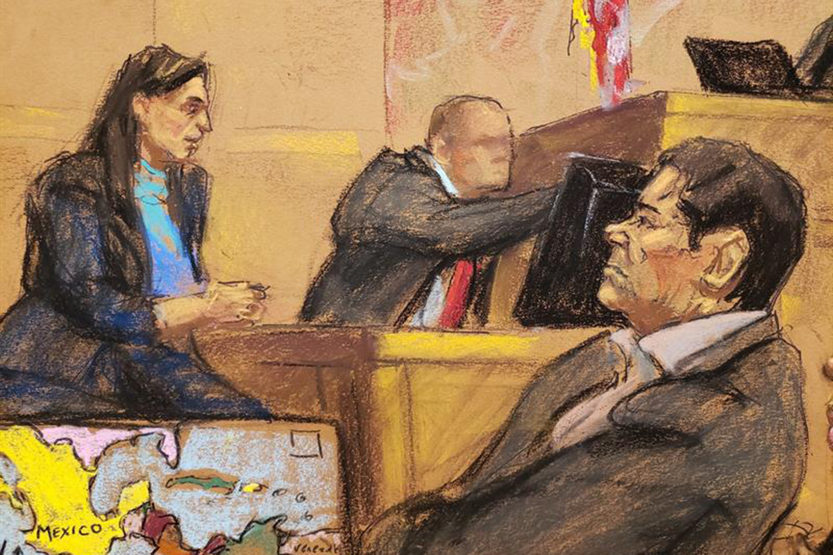 Chapo Guzmán, El Chapo, Cártel de Sinaloa, Juicio, narcotraficante,