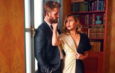 Miley Cyrus, Liam Hemsworth, nupcias, boda secreta