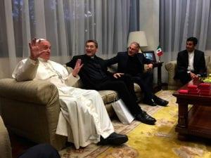 papa Francisco jesuitas méxico