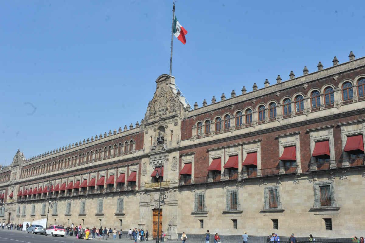 Palacio Nacional (Cuartoscuro)