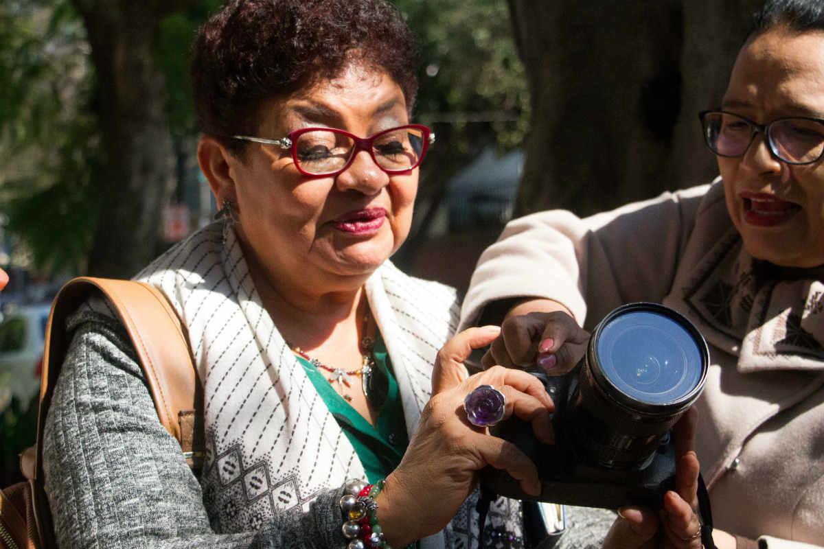 Ernestina Godoy es la nueva procuradora de la CDMX (Cuartoscuro)