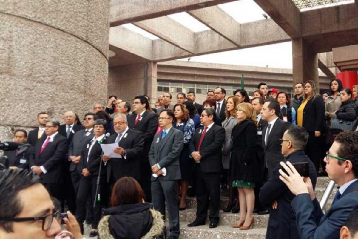 SCJN, Poder Judicial, AMLO, Jueces, magistrados, salarios, 600 mil pesos,