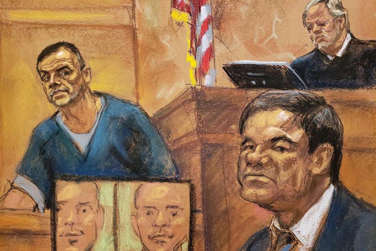 El Chapo Guzmán, Juicio Nueva York, Emma Coronel, Cártel de Sinaloa,