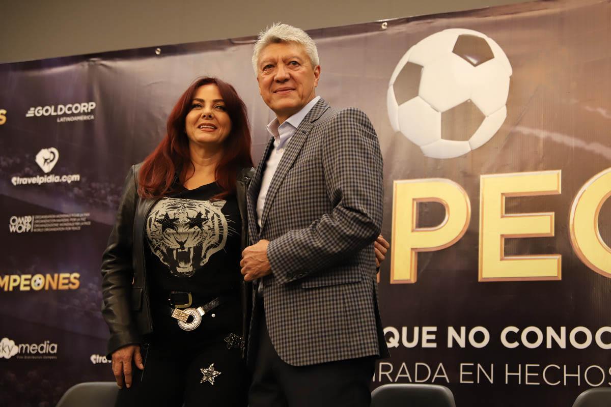 actriz, Lourdes Deschamps, Cero en Conducta, Lola Meraz, Jesús Ramírez, Campeones,