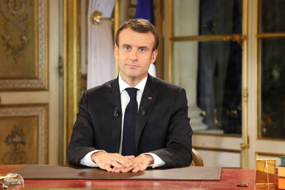 Emmanuel Macron (EFE)
