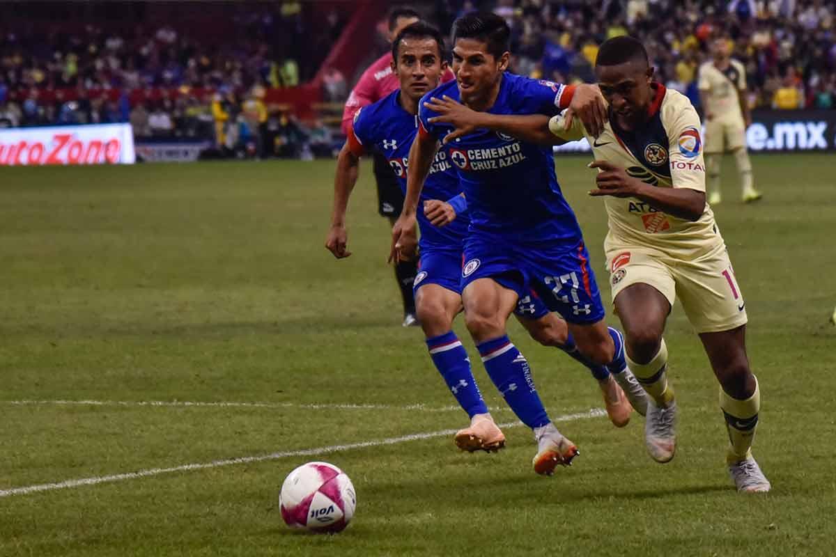 Cruz Azul, América, Lifa MX, final