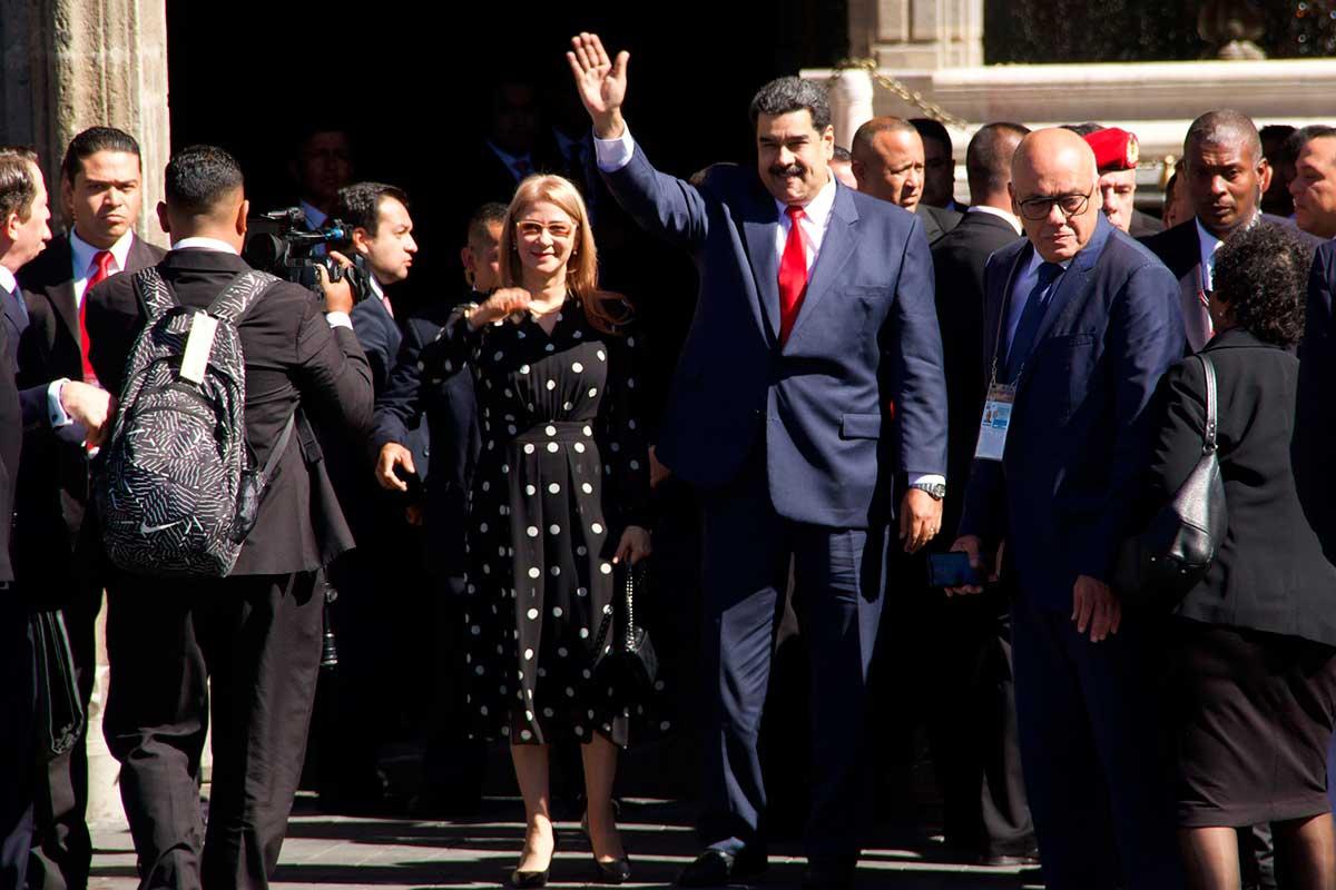 Nicolás Maduro, Venezuela, Andrés Manuel López Obrador