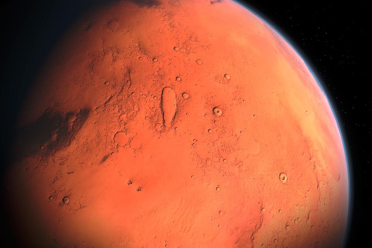 Marte, espacio exterior, NASA